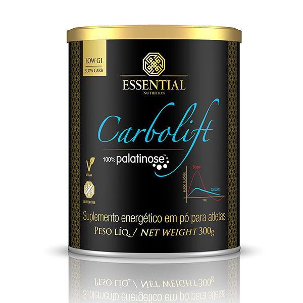 CARBOLIFT 100% PALATINOSE 300G - ESSENTIAL NUTRITION