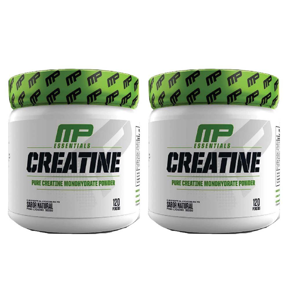 COMBO 2 CREATINAS 300G - MUSCLE PHARM