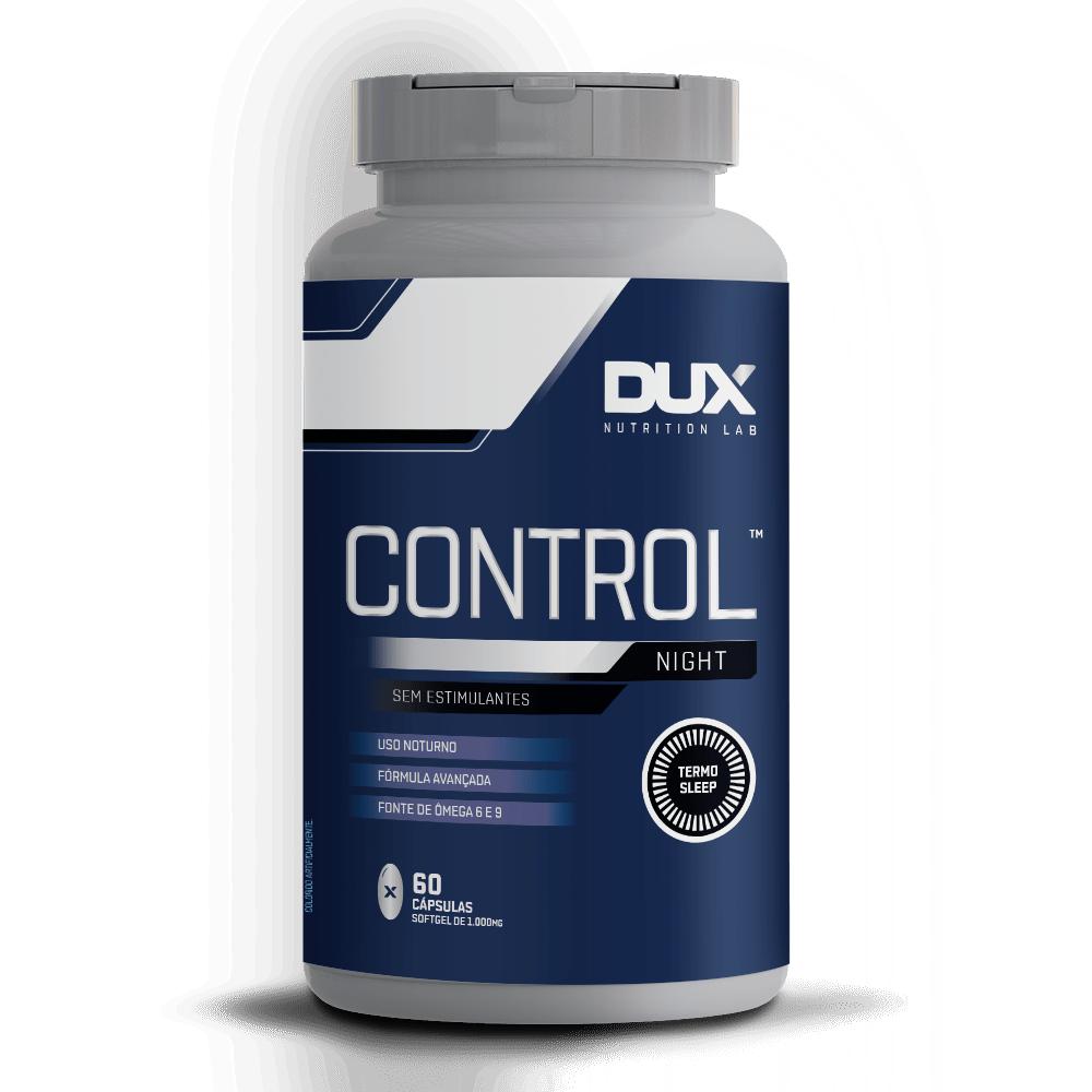 CONTROL NIGHT C/60 CAPS  - DUX NUTRITION