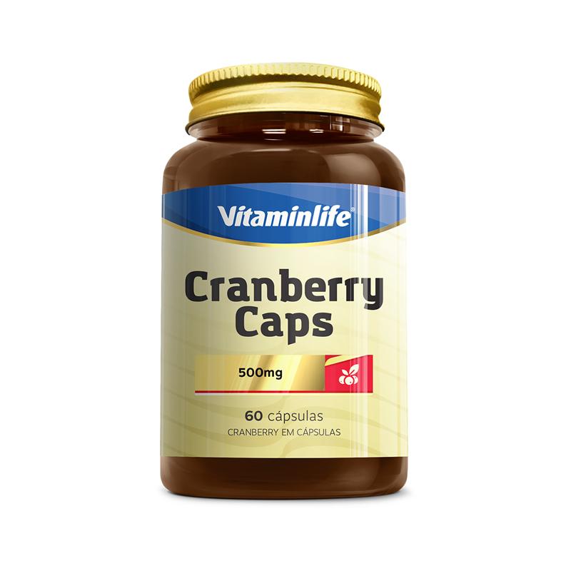 CRANBERRY 60CAPS - VITAMINLIFE
