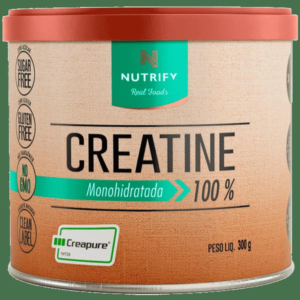 CREATINE 100% 300G - NUTRIFY