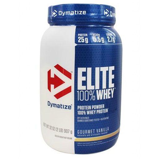 ELITE 100% WHEY 907G (2LB) - DYMATIZE