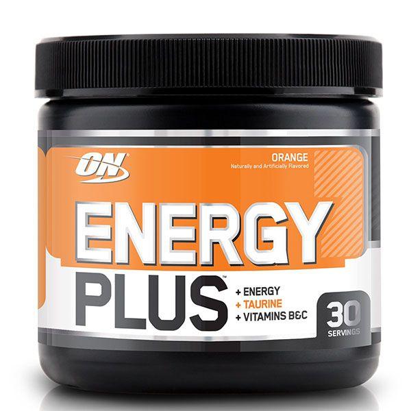 ENERGY PLUS 165G - OPTIMUM NUTRITION