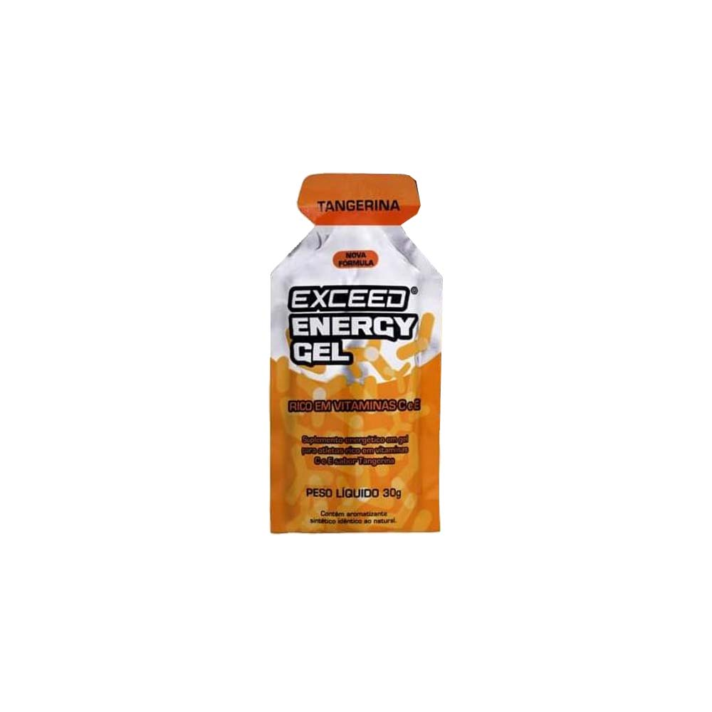 EXCEED ENERGY GEL 30G - ADVANCED NUTRITION