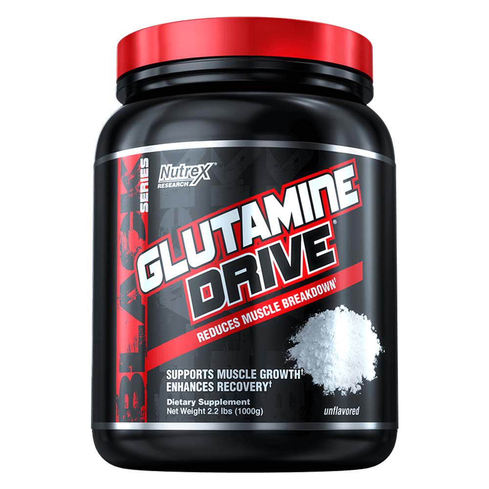 GLUTAMINE DRIVE 1KG (2.2lbs) - NUTREX