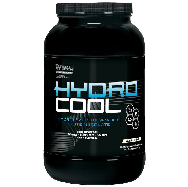 HYDROCOOL WHEY 1360G - ULTIMATE NUTRITION