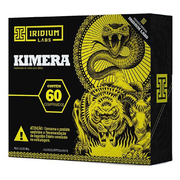 KIMERA THERMO 60 CPDS - IRIDIUM LABS