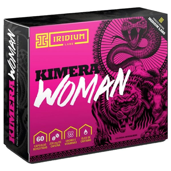 KIMERA WOMAN 60 CAPS - IRIDIUM LABS