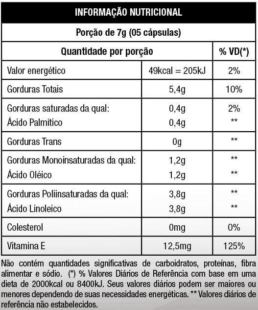 LA FACTOR 120 CAPS - NUTRATA