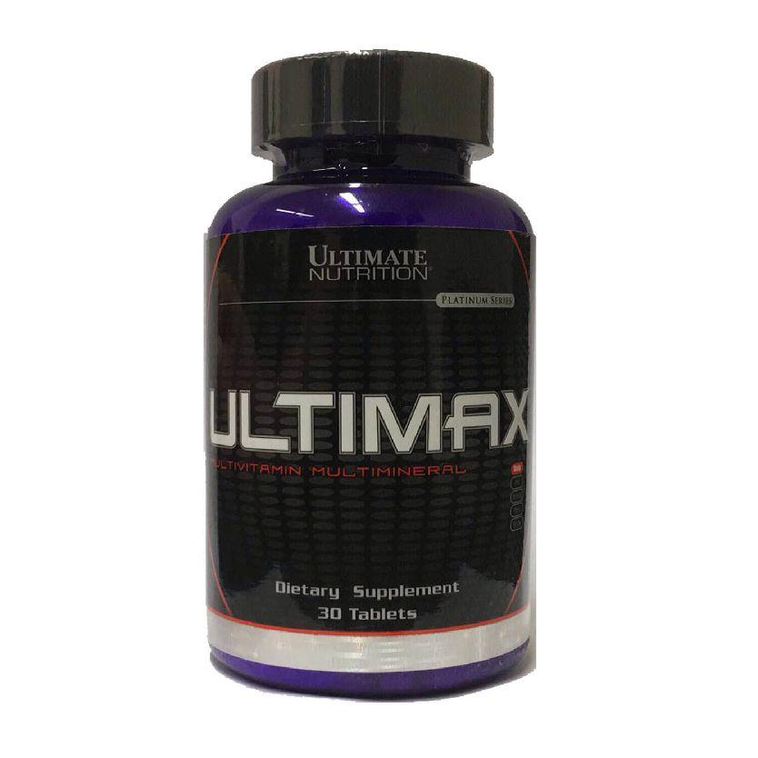 MULTI VITAMIN 30 CAPS - ULTIMATE NUTRITION