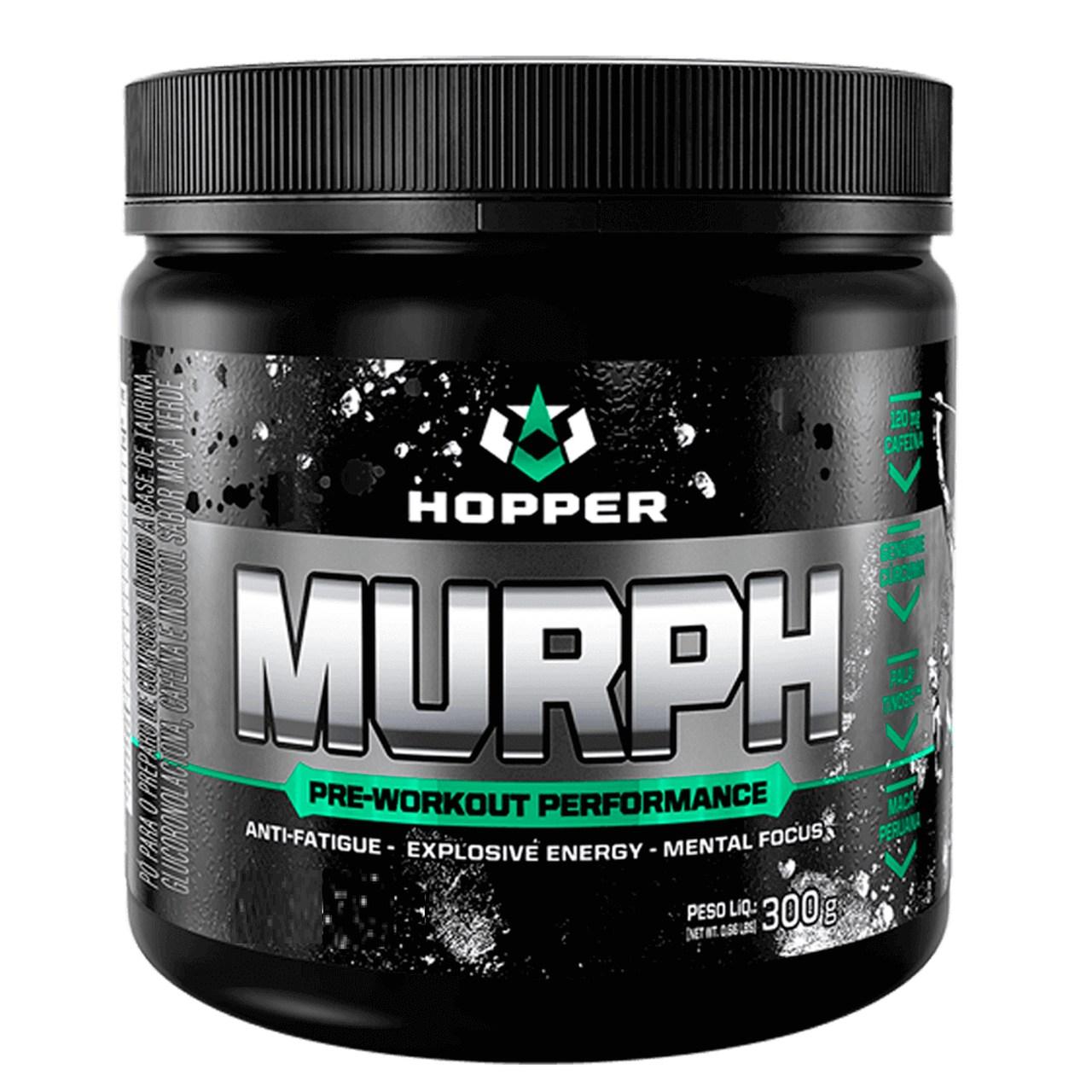 MURPH PRÉ TREINO 300G - HOPPER