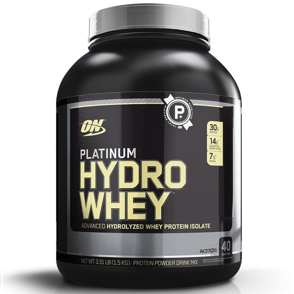 PLATINUM HYDRO WHEY 1,5KG - OPTIMUM NUTRITION