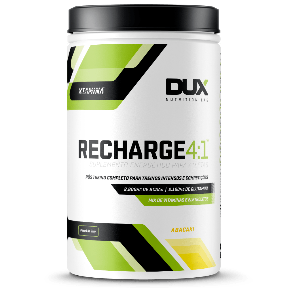 RECHARGE 4:1 ABACAXI 1000G - DUX NUTRITION