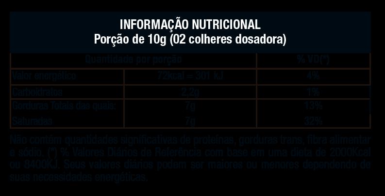 TCM ISOALADO 250G - NUTRATA