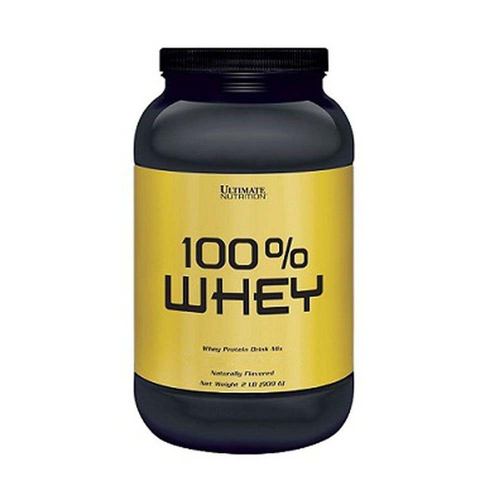 WHEY 100% 907G (2LBS) - ULTIMATE NUTRITION