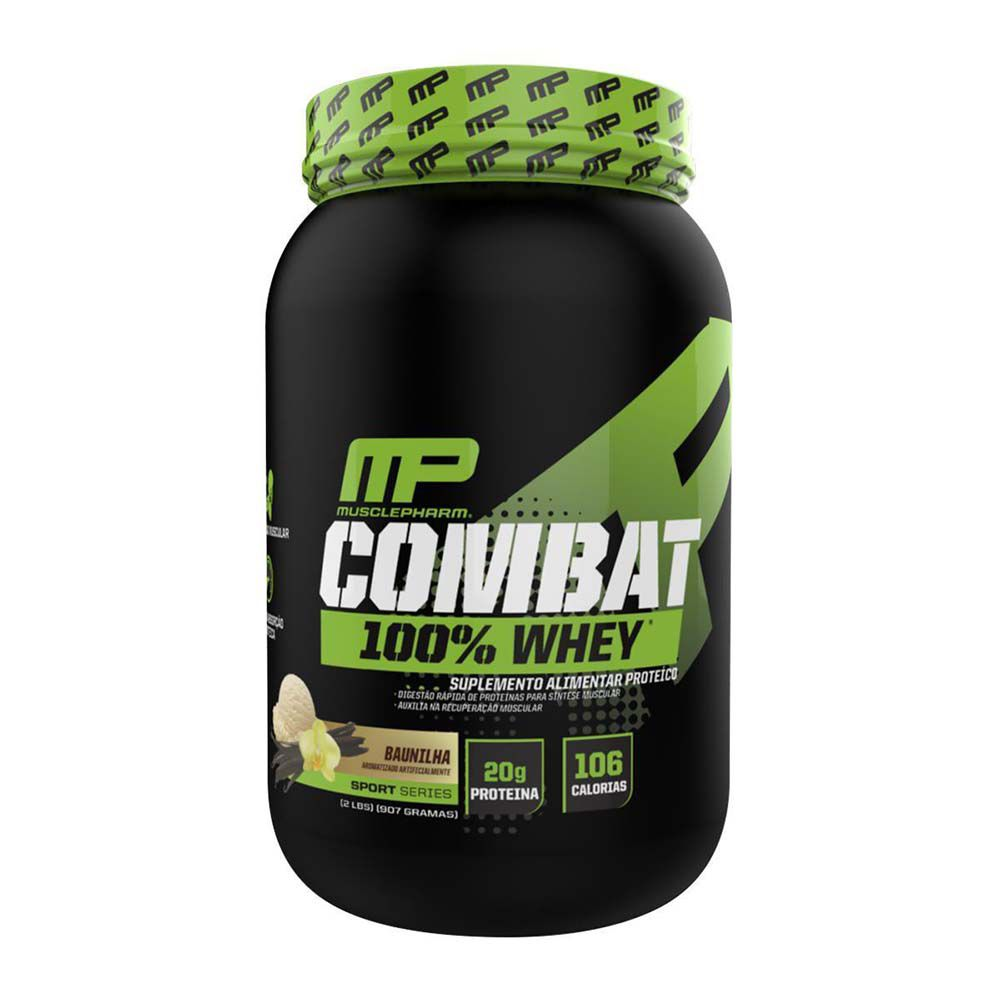 WHEY 100% COMBAT 907G - MUSCLE PHARM