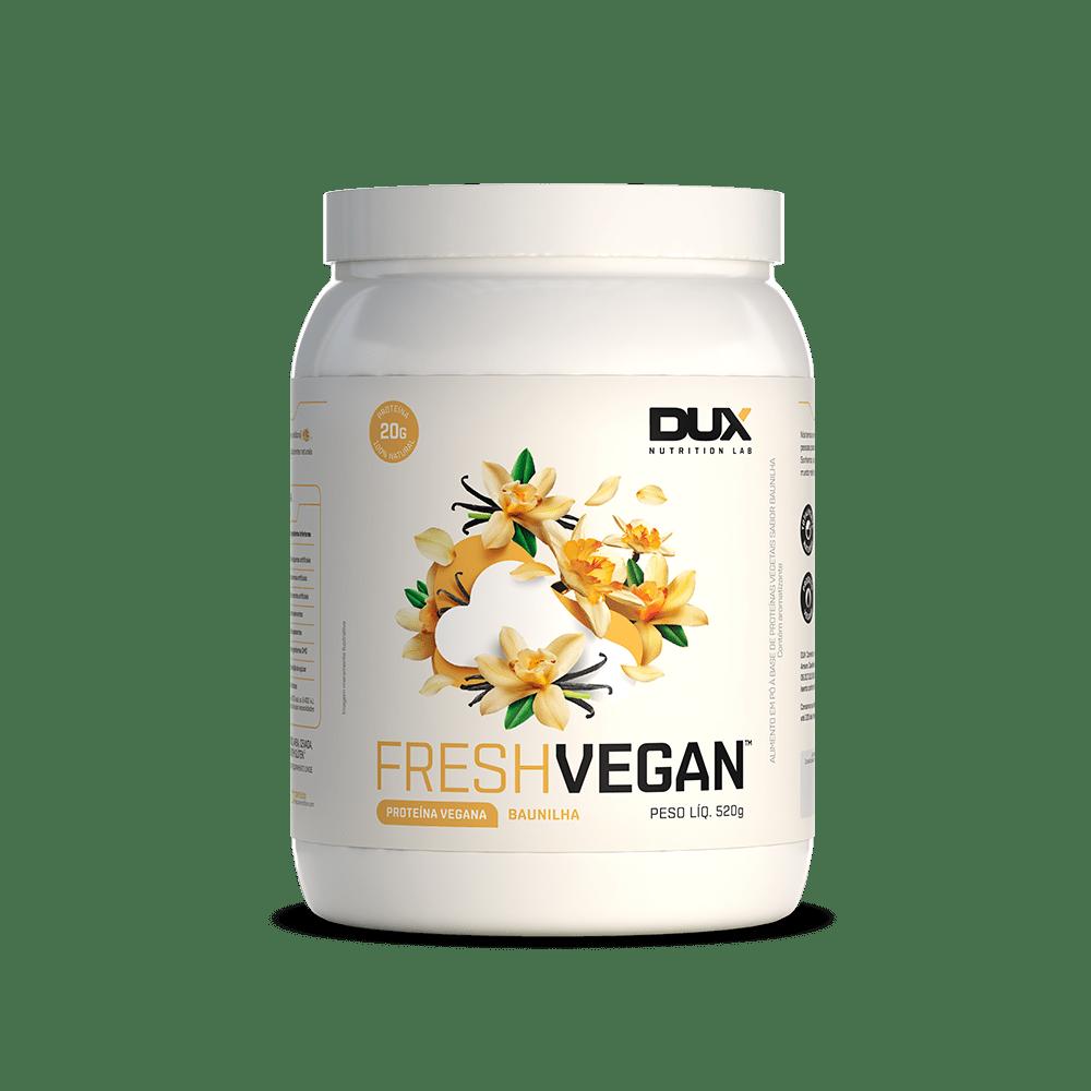 WHEY FRESH VEGAN 520G - DUX NUTRITION