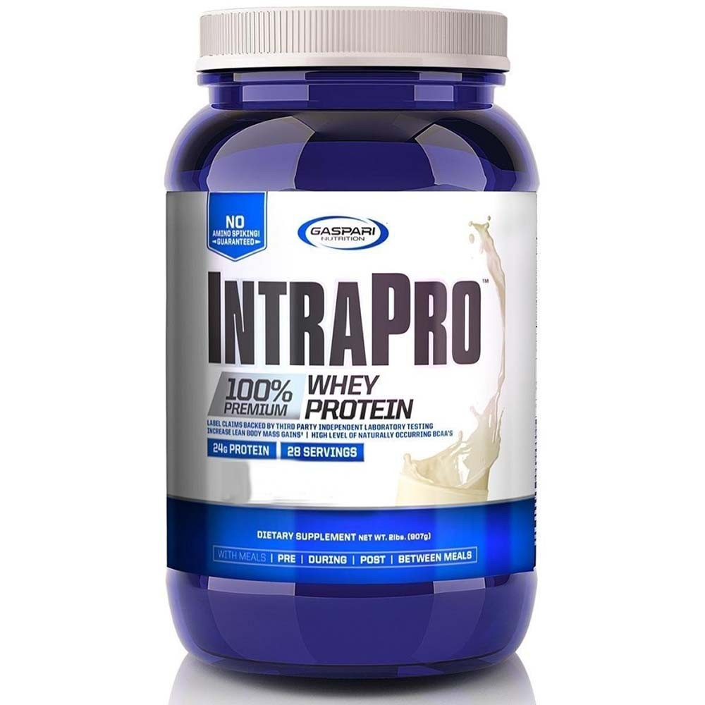 WHEY PROTEIN INTRAPRO 907G (2 LBS) - GASPARI NUTRITION