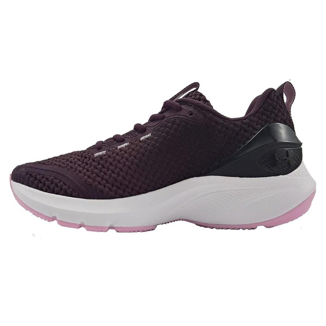 Tênis Under Armour Charged Prompt Feminino - Roxo