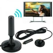 Antena Digital HD tv digital TX-3006 recepção em 360°   3.5 DBI