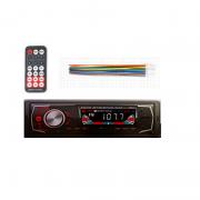 Auto Radio Bluetooth Mp3 Fm Usb Aux Sd Controle MO-6818