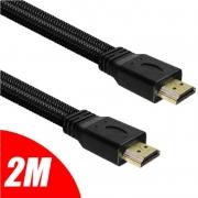 Cabo HDMI 4k Versão 2.0 Com 2 Metros