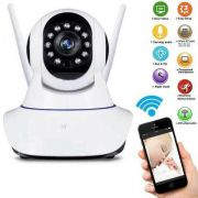Câmera Ip Robo Hd 720p Infravermelho Áudio 270° Semi Sc-b3