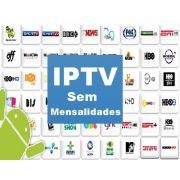 Canais IPTV HD sem mensalidades