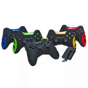 Controle Sem Fio 5 Em 1 Wireless Pc/ps1/ps2/ps3/Xbox360