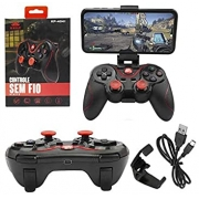 Controle Sem Fio Bluetooth Android Ios Knup Kp-4041