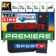 CÓPIA - Desbloqueador de canais Ultimate 700 Canais e milhares de filmes e Séries sem Mensalidades Necessita Internet
