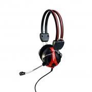 Fone de Ouvido Headset com Microfone Hayom HF2209