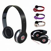 Fone De Ouvido M Headphone Mex Beats Mix Stylo P/p2