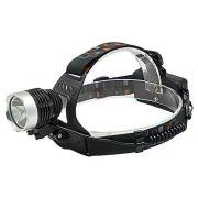 Lanterna de Cabeça Quanta  2 em 1  TS-18
