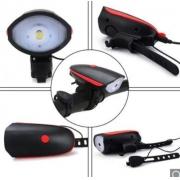 Lanterna e Buzina Potente 140DB 250 LM