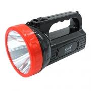 Lanterna Super Holofote 1 Led Recarregável 900mah Bivolt kaled mx-m35