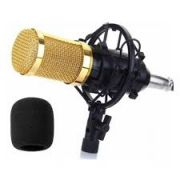 Microfone Condensador Profissional Braço Articulado