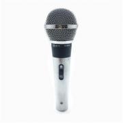 Microfone Dinâmico Wireless D-m56 Unidirecional