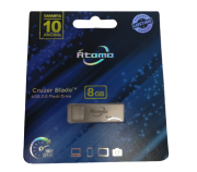 Pendrive Cruzer Blade 8GB 2.0 Átomo