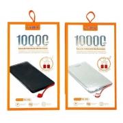 Power Bank Carregador Portátil Original Kaidi 10000 Mah