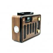 Rádio fm/am/sw/usb/tf/aux/receptor de 3 faixas  MO-606T