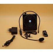Rádio Megaphone Speaker Multifunções K150