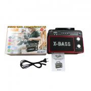 Radio Retro Caixa de Som Portatil Bluetooth Recarregavel MO-601T