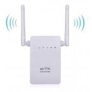 Repetidor e Roteador Wifi 2 Antenas Pix-link instala fácil