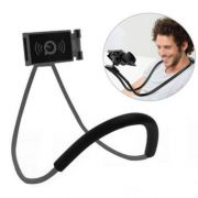 Suporte Celular Articulado De Pescoço Selfie Cama Mesa Sofa
