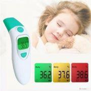 Termômetro Infravermelho Digital Sem Contato Febre Testa  Lct001