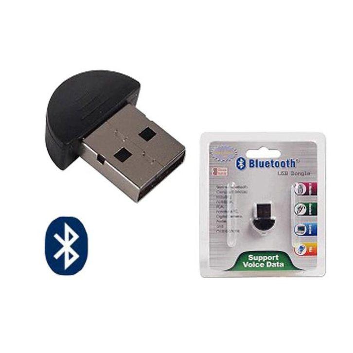 Adaptador Bluetooth Usb Mini 2.0 - Dongle