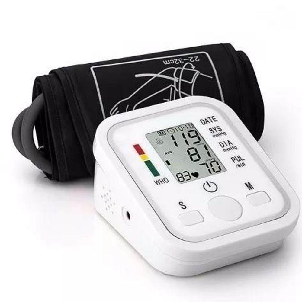 Aparelho Medidor De Pressão Arterial Digital Braço