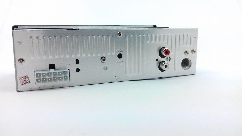 Auto Rádio Mp3 Usb Com Bluetooth Cartão Hw-26248 Controle Remoto