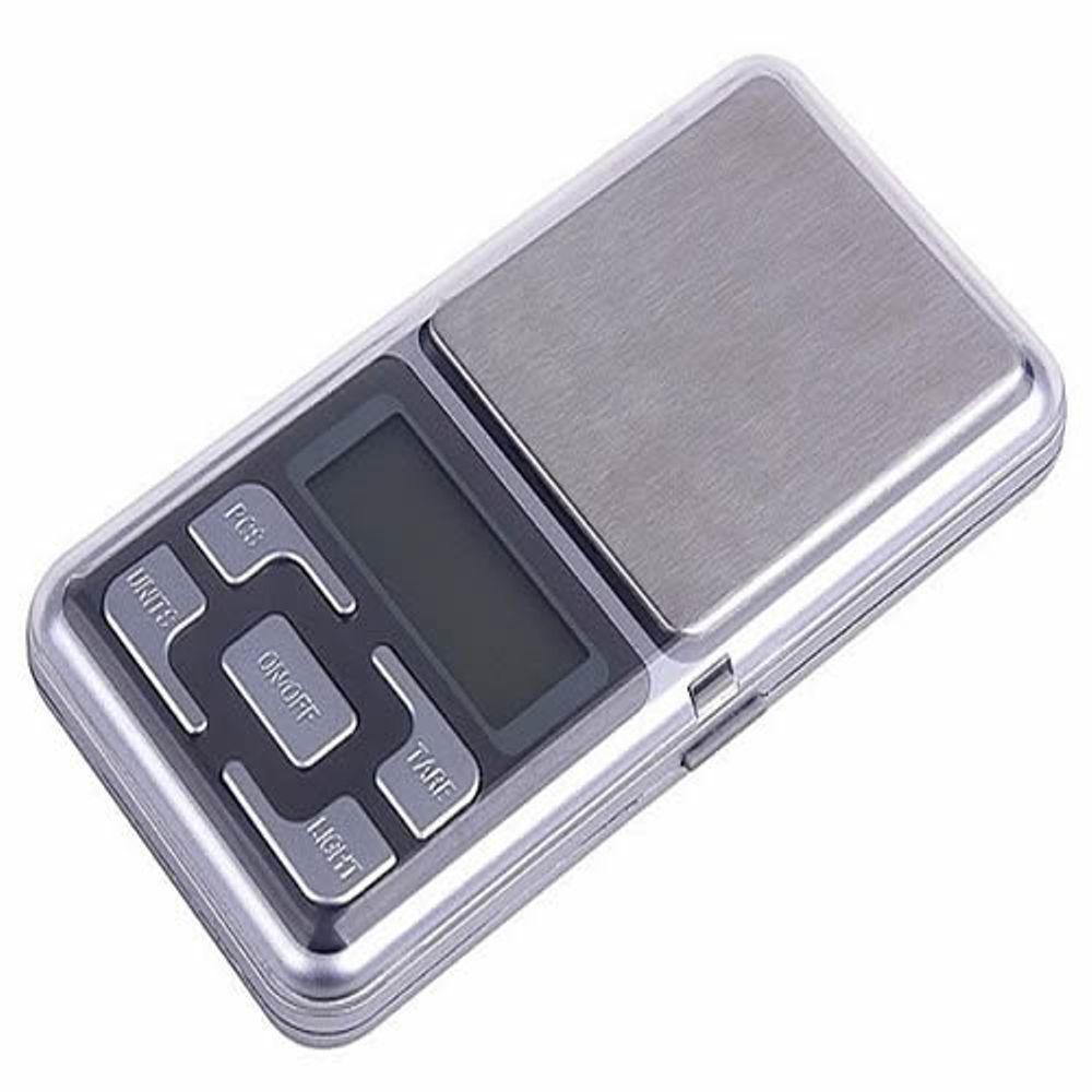 Balança Digital Alta Precisao 0.1g Ate 500g pocket scale